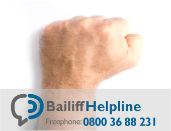 Collect Services Bailiffs help