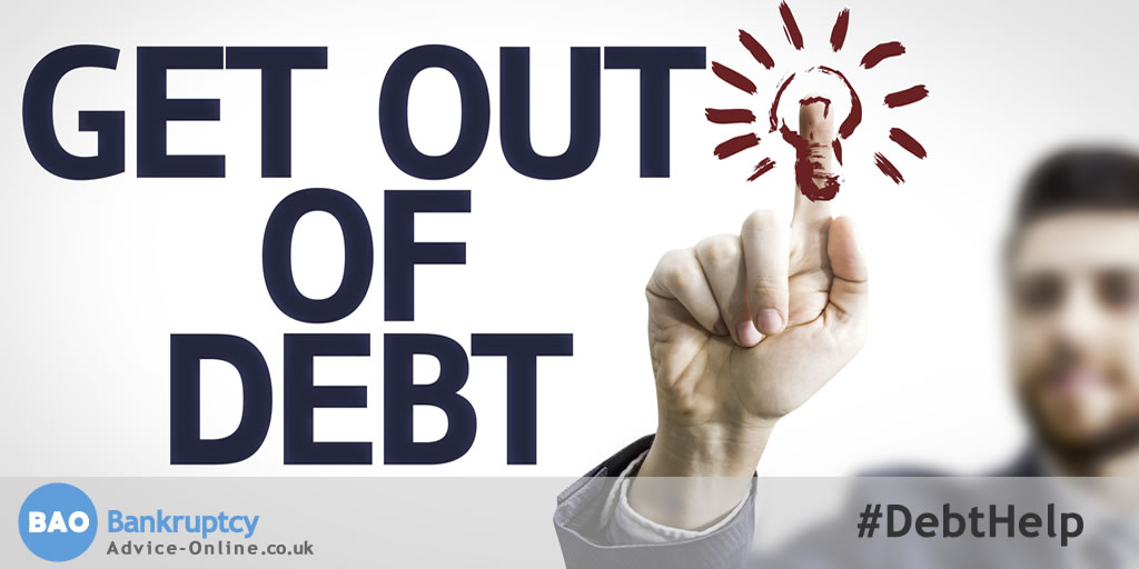 young people in debt crisis
